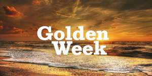 Do you already know what to do during Golden Week?
