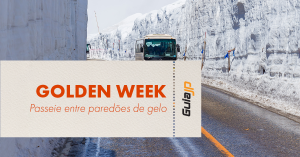 golden week paredões de gelo