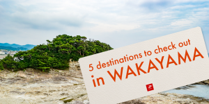 5 destinations to check out in Wakayama