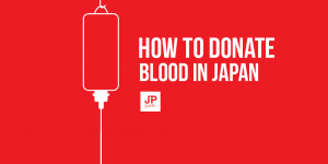 How to donate blood in Japan?