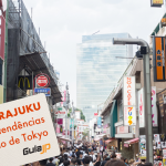 Harajuku, Tokyo's trend and style mecca